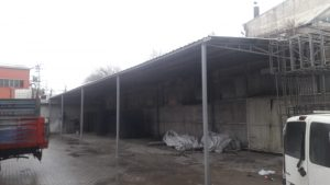 Kayseri Çelik Çatı